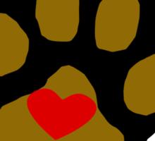 I Love My Cockapoo Sticker