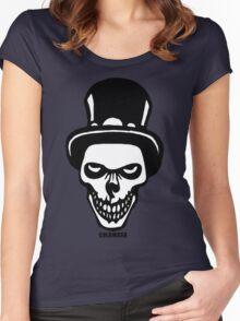BARON SAMEDI Women's Fitted Scoop T-Shirt