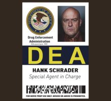 Special Agent in Charge Hank Schrader by CelsoPelegrini