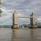 Tower Bridge - London by Paul Campbell  Photography