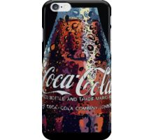 Coca Cola iPhone Case/Skin