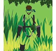 Metal Gear Solid 3: Snake Eater by Samanator