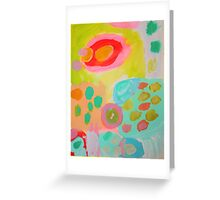 candy kisses Greeting Card