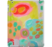 candy kisses iPad Case/Skin