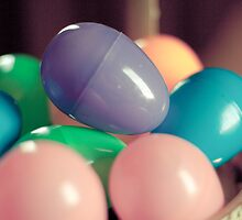 Easter Eggs by Desiree Gray