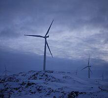Snowcapped Scandinavia (III) by danieldemellis
