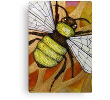 Flight of the Bumblebee IV Canvas Print