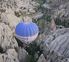 Cappadocia Ballooning (I) by danieldemellis