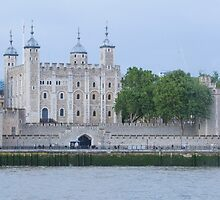 The Tower of London by Paul Campbell  Photography