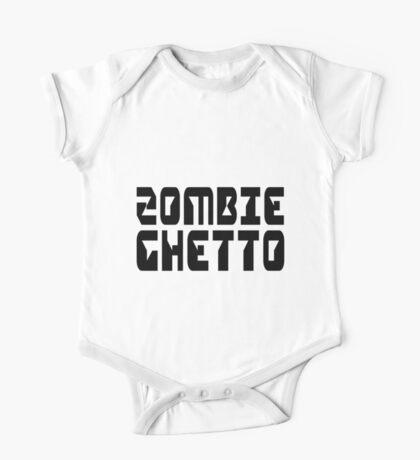 ZOMBIE GHETTO by Zombie Ghetto One Piece - Short Sleeve