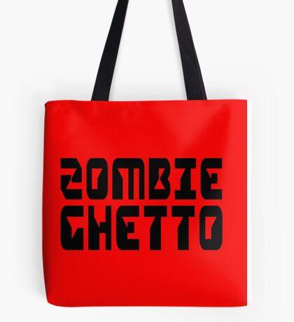 ZOMBIE GHETTO by Zombie Ghetto Tote Bag