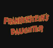 Frankenstein's Daughter by LetThemEatArt