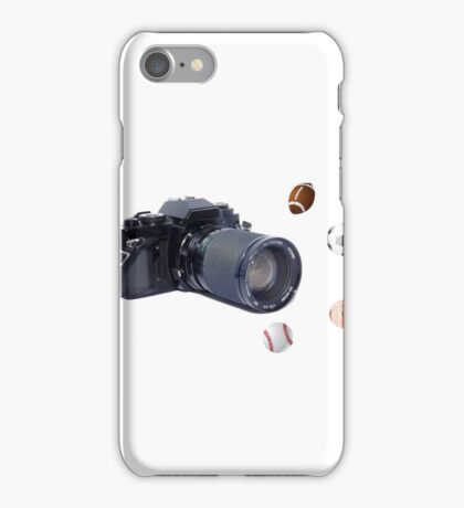 Sports Picture iPhone Case/Skin