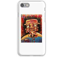 Luke Donnelly Man Face iPhone Case/Skin