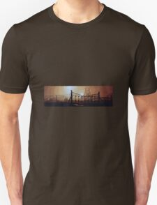 bates colliery night-time T-Shirt