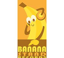 Banana Stand Records by Sydney Eller