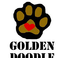 I Love My Goldendoodle by kwg2200