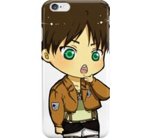 Chibi Eren iPhone Case/Skin