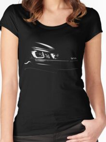 golf gti 2015 Women's Fitted Scoop T-Shirt