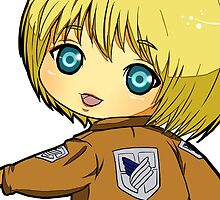 Chibi Armin by EndouHemel