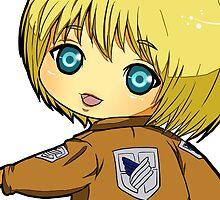 Chibi Armin by EndouHemel