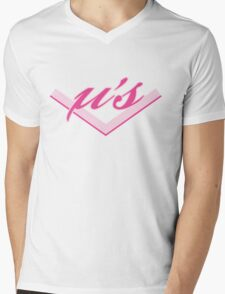 U's - Love Live! Mens V-Neck T-Shirt