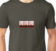 blyth power station from cambois beach Unisex T-Shirt