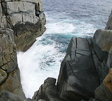 The Gap, Torndirrup National Park by Trish Meyer