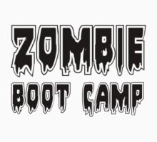 ZOMBIE BOOT CAMP by Zombie Ghetto One Piece - Short Sleeve
