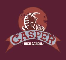 Casper High Spirit by Afiya Beauchamp