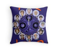 Time Lord - doctor who Throw Pillow