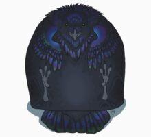 Raven Squish by cloudstarwolf