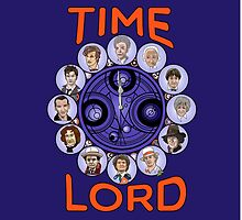 Time Lord - doctor who by spatulacity