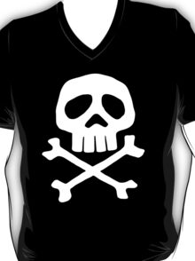 Captain Harlock Shirt (Danzig's Misfits shirt from Walk Among Us) T-Shirt