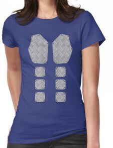 Ladies armour Womens Fitted T-Shirt