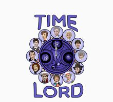 TIme Lord (blue version) Unisex T-Shirt