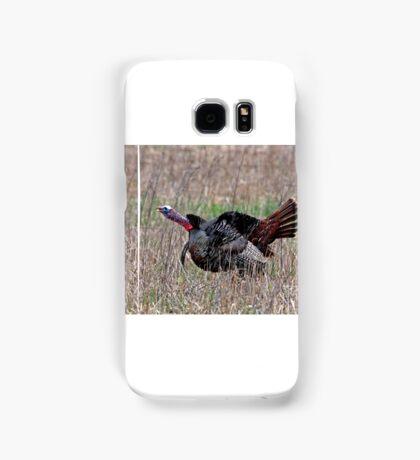 Wild Turkey Samsung Galaxy Case/Skin