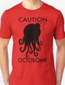 Caution Octobomb Unisex T-Shirt