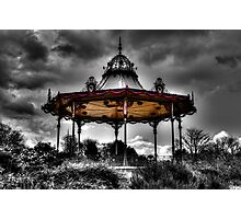 Bandstand Photographic Print