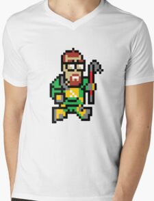 Gordon Freeman Mens V-Neck T-Shirt