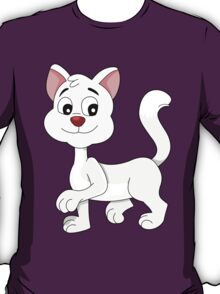 Cute cartoon kitten T-Shirt