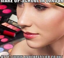 London make up school by MAKE UP  ATELIER
