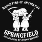 Daughters of Antipathy by manospd