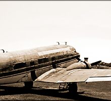 The Old DC3 by ArtbyDigman