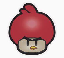 Mushroom-Angry Kids Tee