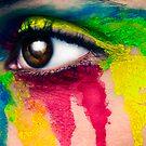 Rainbow Tears by T M B