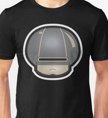 Mushroom-Cop Unisex T-Shirt