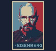 Breaking Bad … (H)eisenberg (2) by OliveB
