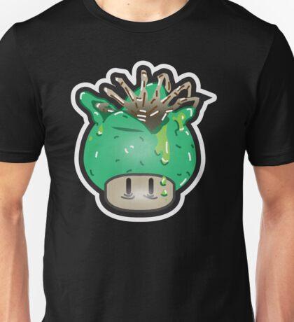 Mushroom-FaceHugger Unisex T-Shirt