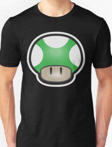 Mushroom-Green Unisex T-Shirt